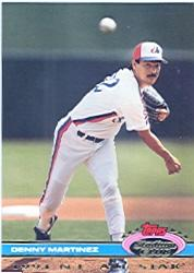1992 Stadium Club Dome #111 Dennis Martinez