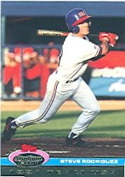 1992 Stadium Club Dome #157 Steve Rodriguez USA