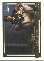 1992 Topps Gold Winners #555 Frank Thomas