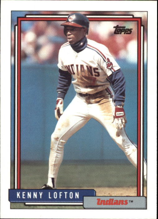 1992 Topps Traded #66T Kenny Lofton