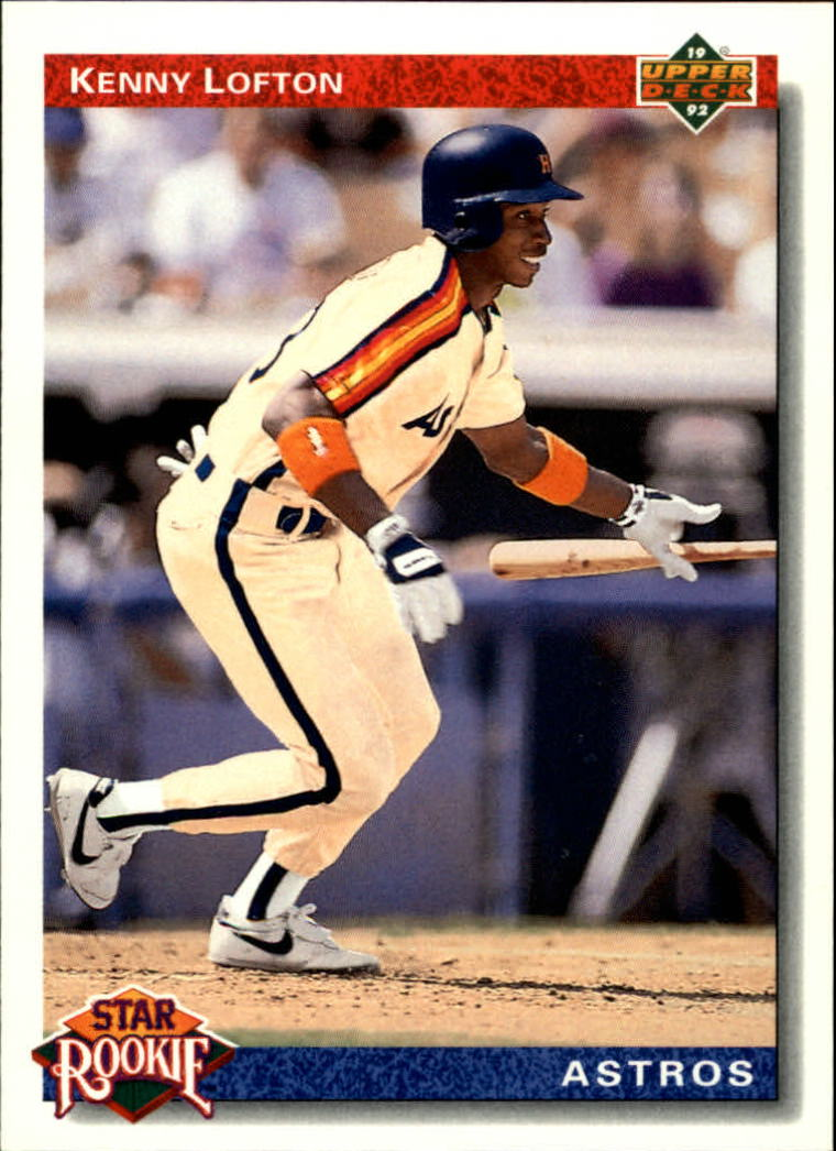 1992 Upper Deck #25 Kenny Lofton