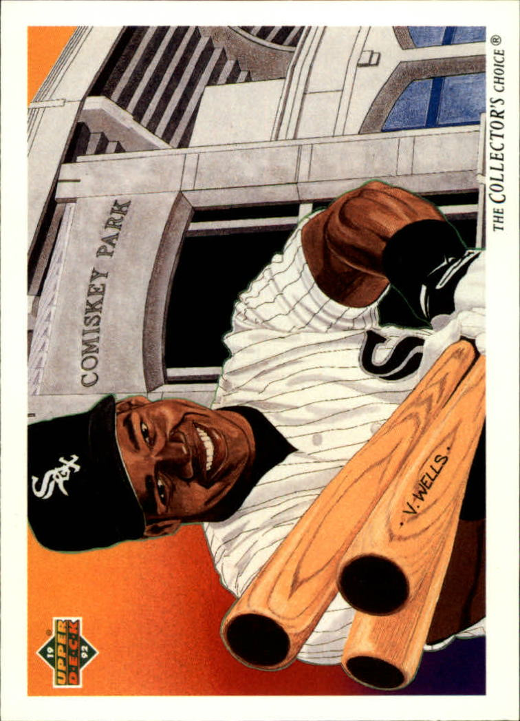 1992 Upper Deck #87 Frank Thomas TC