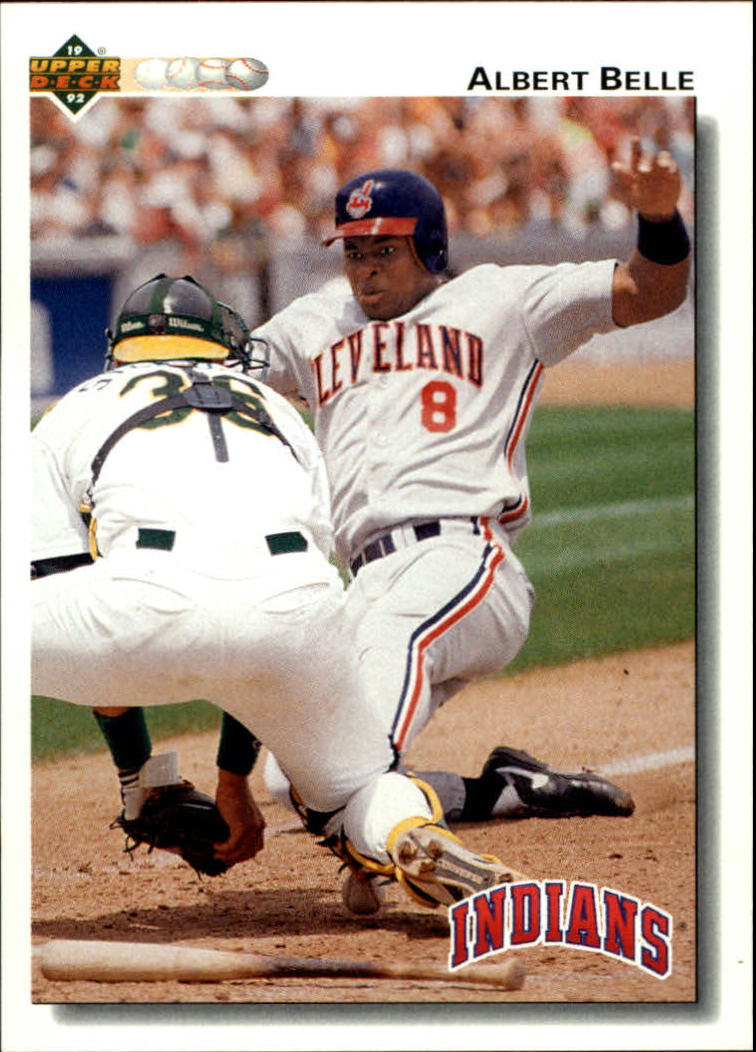 1992 Upper Deck #137 Albert Belle