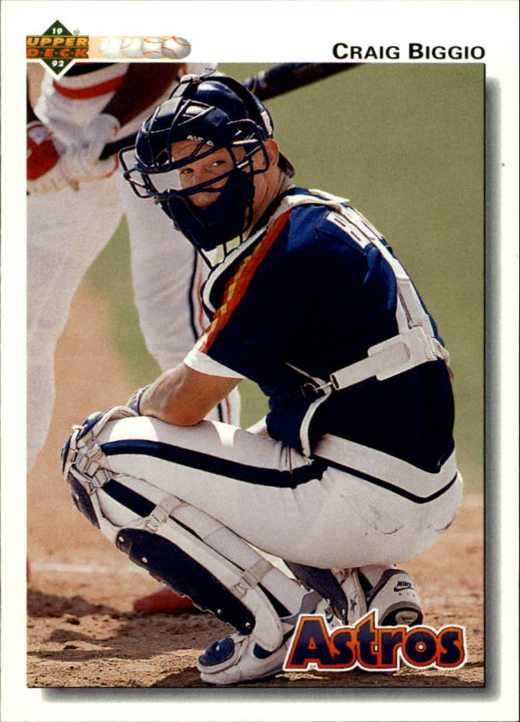1992 Upper Deck #162 Craig Biggio