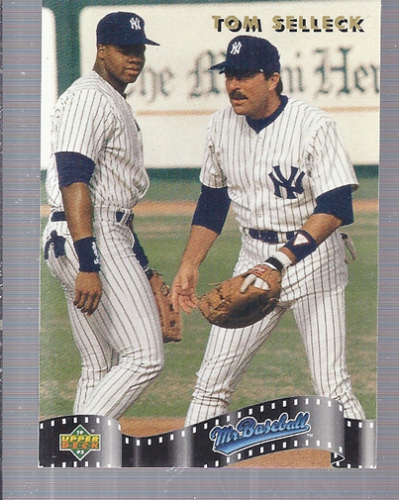 1992 Upper Deck #SP4 F.Thomas/T.Selleck
