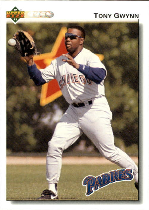 1992 Upper Deck Gold Hologram #274 Tony Gwynn
