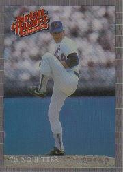 1993 Ryan Whataburger #8 Nolan Ryan/7th No-hitter