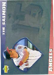 1993 Upper Deck Diamond Gallery #1 Tim Salmon
