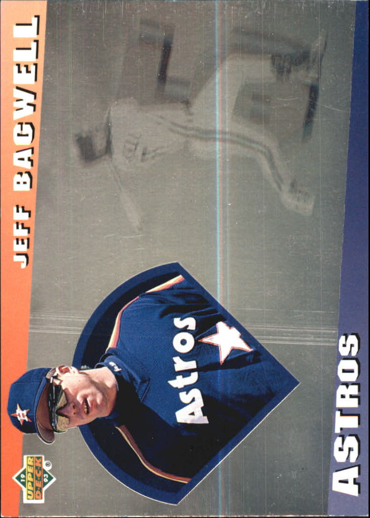 1993 Upper Deck Diamond Gallery #2 Jeff Bagwell