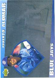 1993 Upper Deck Diamond Gallery #4 Roberto Alomar