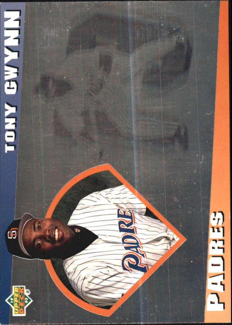 1993 Upper Deck Diamond Gallery #17 Tony Gwynn