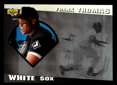 1993 Upper Deck Diamond Gallery #27 Frank Thomas