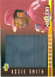 1993 Upper Deck Diamond Gallery #31 Ozzie Smith