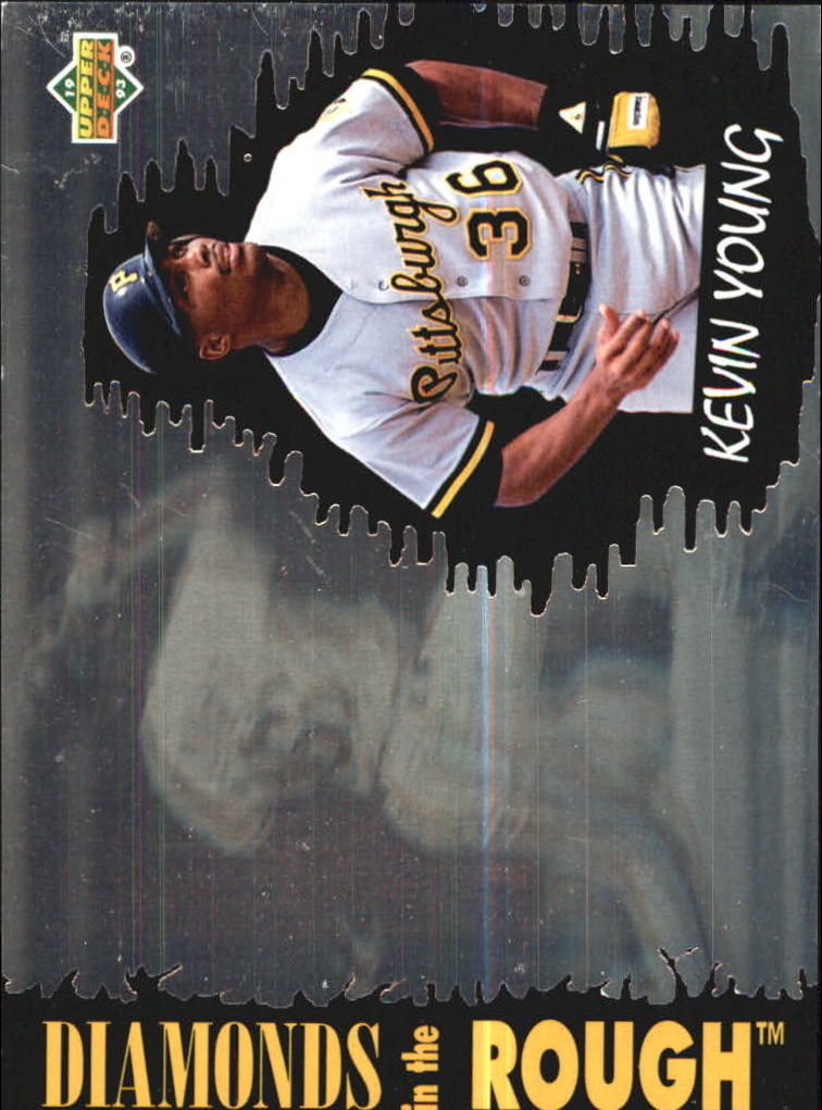 1993 Upper Deck Diamond Gallery #36 Kevin Young