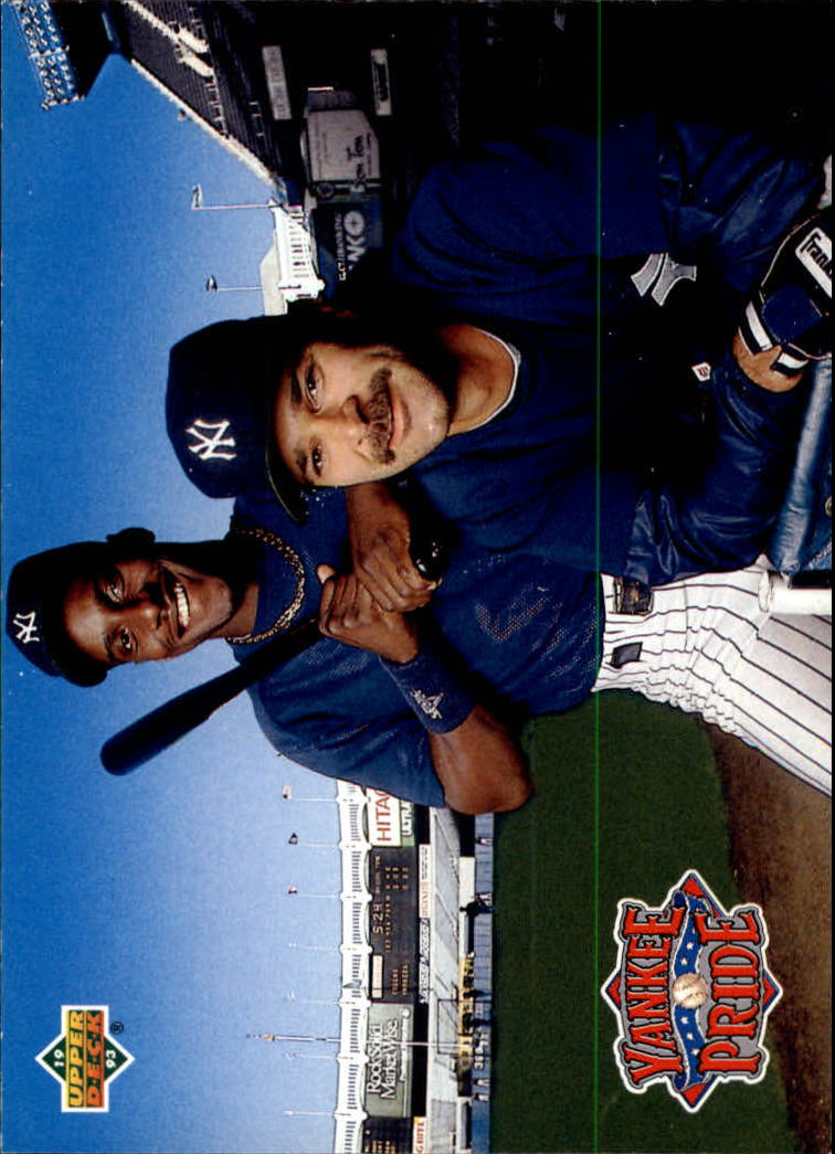 1993 Upper Deck #47 R.Kelly/D.Mattingly