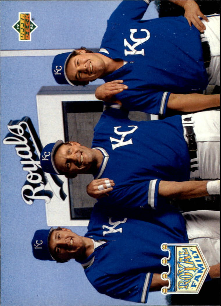 1993 Upper Deck #54 Joyner/Jefferies/Brett