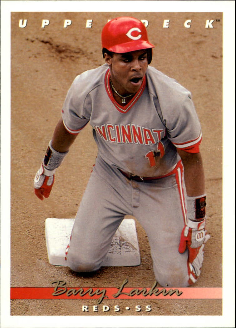 1993 Upper Deck #245 Barry Larkin