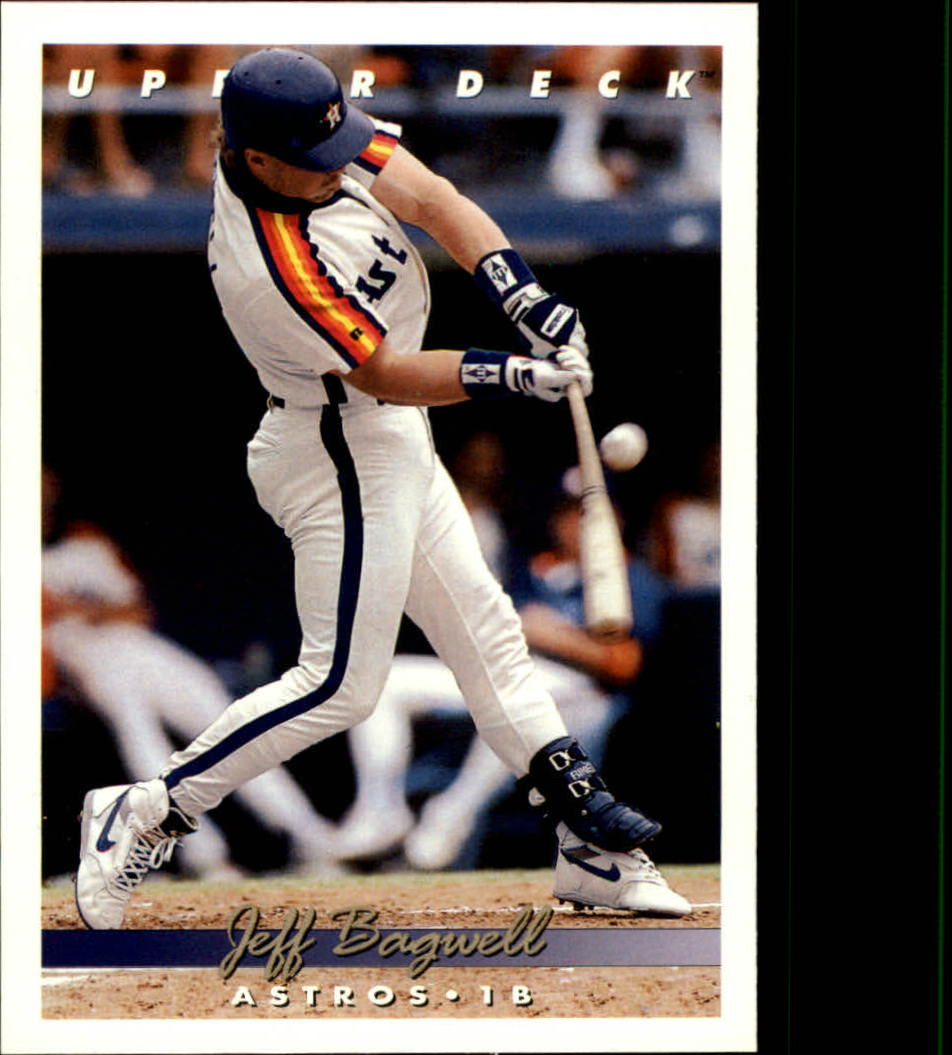 1993 Upper Deck #256 Jeff Bagwell