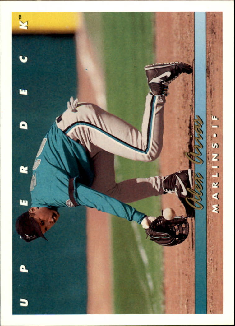 1993 Upper Deck #631 Alex Arias