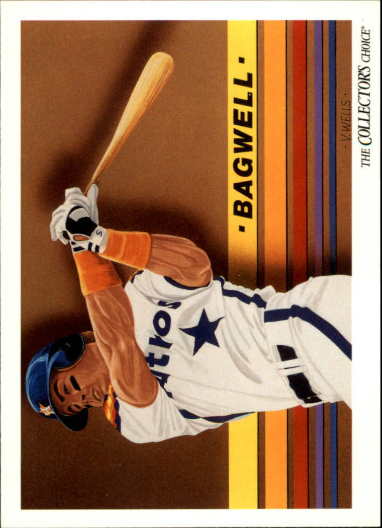 1993 Upper Deck #813 Jeff Bagwell TC