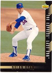 1993 Upper Deck #SP6 Nolan Ryan