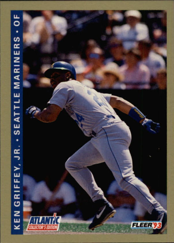 1993 Fleer Atlantic #11 Ken Griffey Jr.