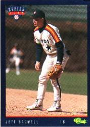 1993 Classic Game #10 Jeff Bagwell