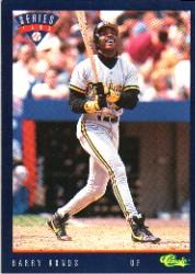 1993 Classic Game #14 Barry Bonds