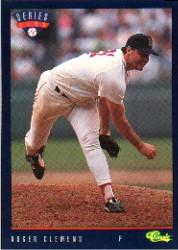 1993 Classic Game #21 Roger Clemens