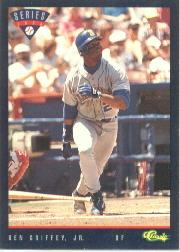 1993 Classic Game #38 Ken Griffey Jr.