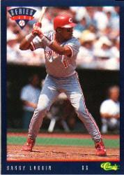 1993 Classic Game #52 Barry Larkin