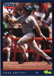1993 Classic Game #58 Edgar Martinez
