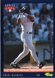 1993 Classic Game #62 Fred McGriff