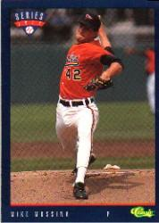 1993 Classic Game #70 Mike Mussina