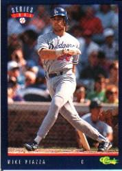 1993 Classic Game #74 Mike Piazza