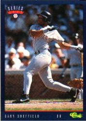 1993 Classic Game #84 Gary Sheffield