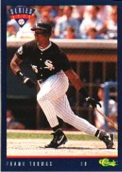1993 Classic Game #92 Frank Thomas