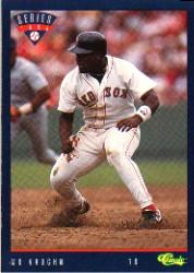 1993 Classic Game #94 Mo Vaughn