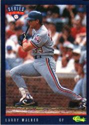 1993 Classic Game #97 Larry Walker