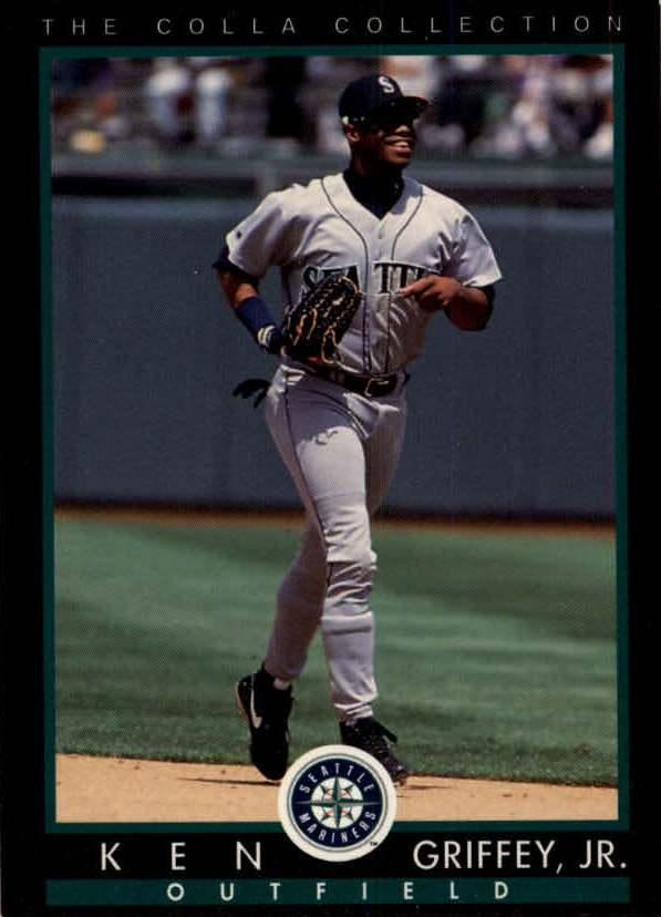 1993 Colla All-Star Game #3 Ken Griffey Jr.