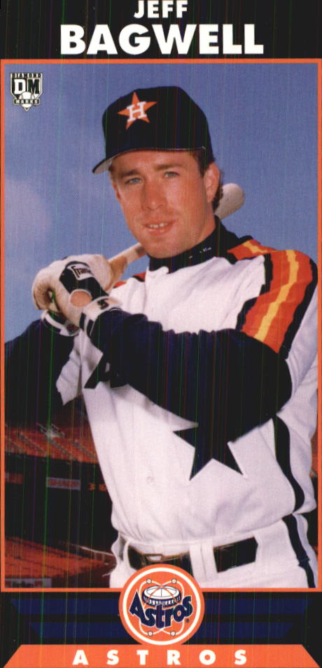 1993 Diamond Marks #7 Jeff Bagwell