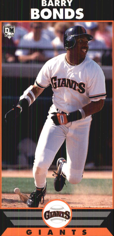 1993 Diamond Marks #14 Barry Bonds