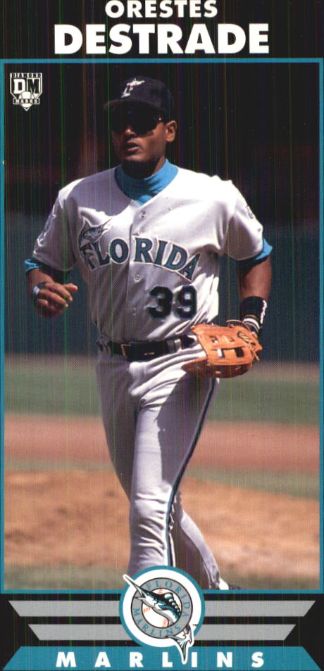 1993 Diamond Marks #31 Orestes Destrade