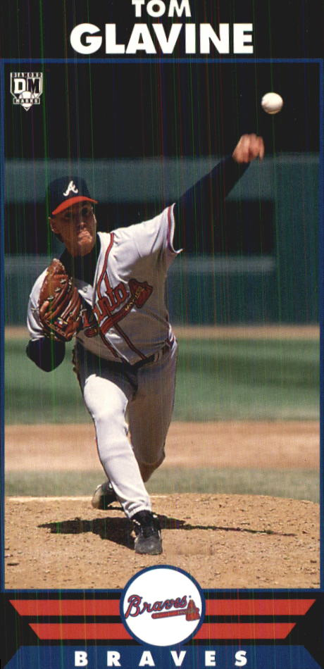 1993 Diamond Marks #38 Tom Glavine