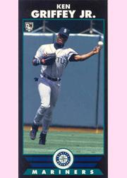 1993 Diamond Marks #44 Ken Griffey Jr.
