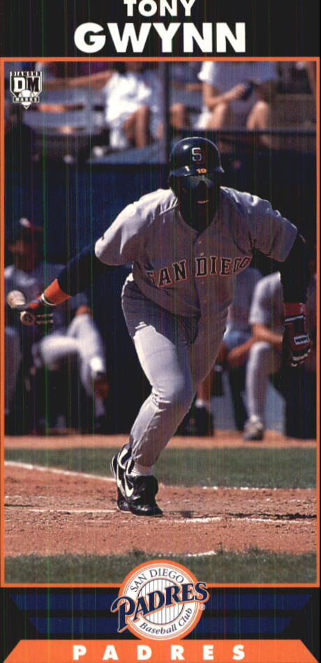 1993 Diamond Marks #47 Tony Gwynn