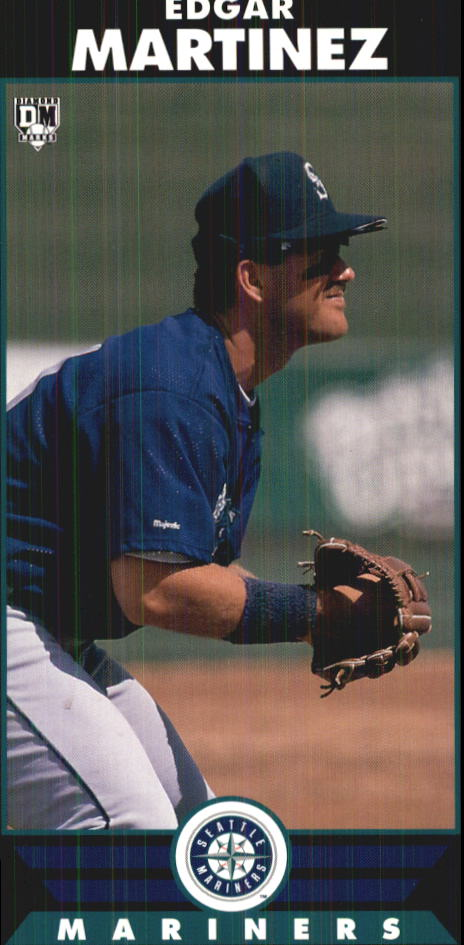 1993 Diamond Marks #69 Edgar Martinez