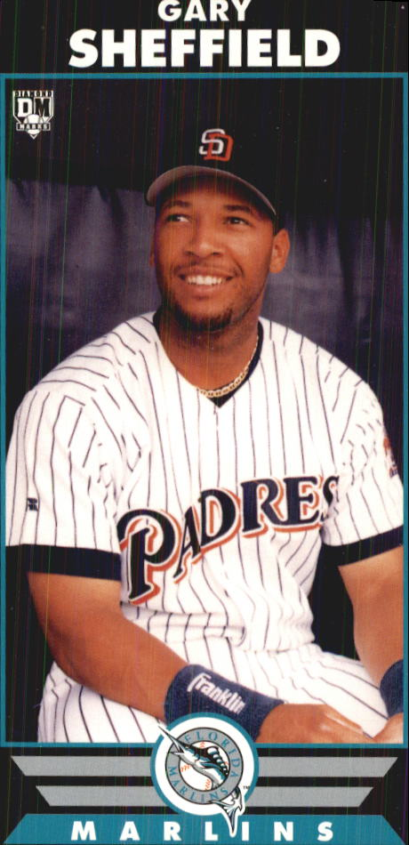 1993 Diamond Marks #97 Gary Sheffield