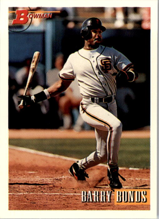 1993 Bowman #140 Barry Bonds