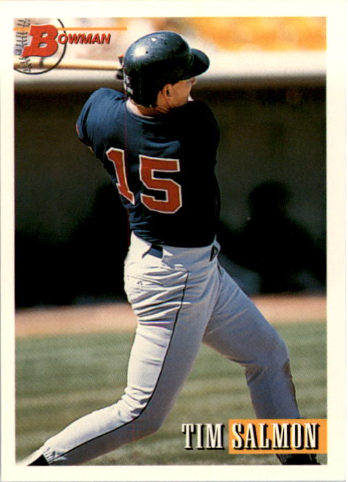 1993 Bowman #229 Tim Salmon